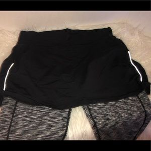 Athleta Leggings Skirts M